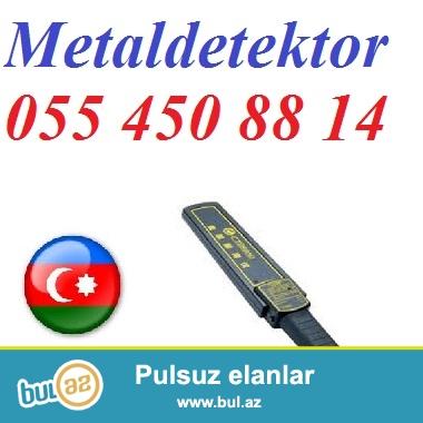 Metaldetektorlar <br /> <br /> Tehlukesizlik sistemleri ve kameralari ile yanasi Security Sistems sirketinde Siz metaldetektorlar da elde ede bilersiniz...