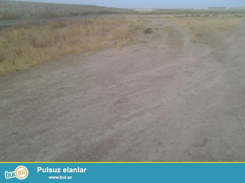 Mehdiabad Pirşağı yoluna yaxın yaşayış massivinin üstündə 1 hektar panoramalı torpaq sahəsi satılır...