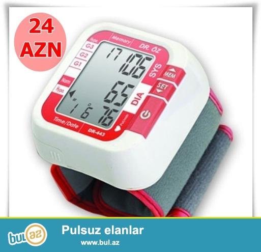 Təzyiqölçən-İNDİ 24 AZN