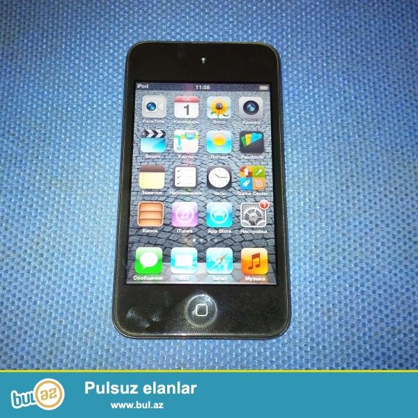 Apple Ipod touch 4 satilir tecili 100 azn. Original maldir...