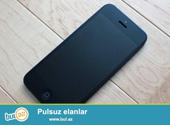 IPhone 5 16 gb Çox ucuz qiymətə <br /> <br /> Telefon Vizual və Texniki olaraq əla vəziyətdədir...