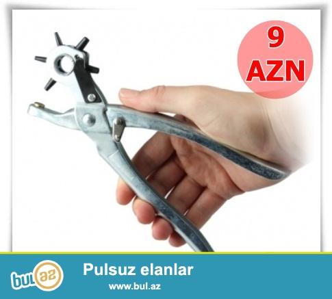 Kəmər deşən-İNDİ 9 AZN