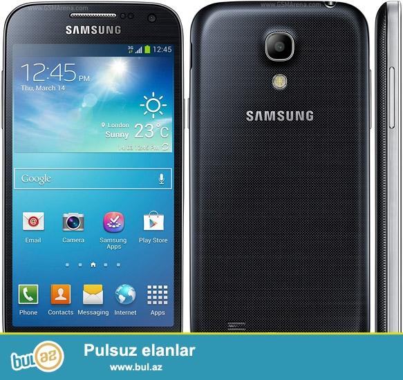 Samsung Galaxy S4 mini tecili satilir. 4 ay qarantiyasi var...