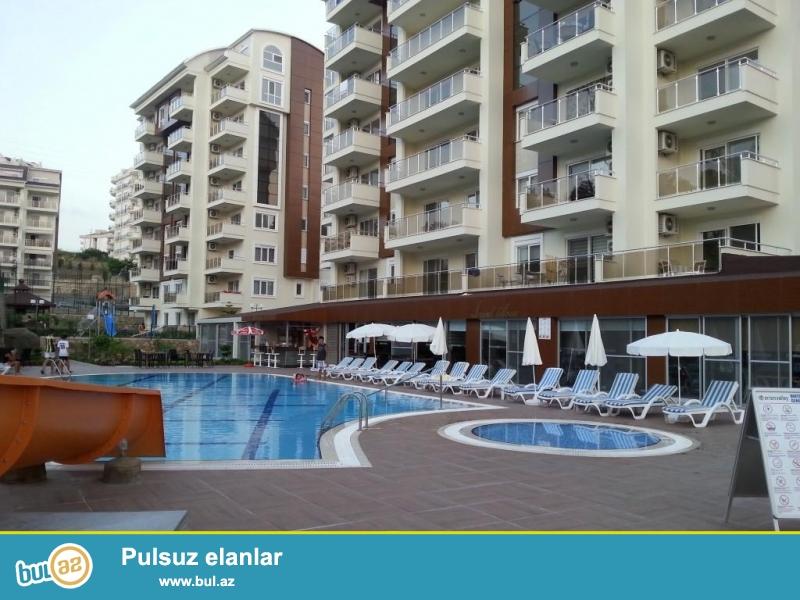 СРОЧНО!!! Продается 2-х комнатная квартира(с мебелью и со всей бытовой техной) в Анталии...
