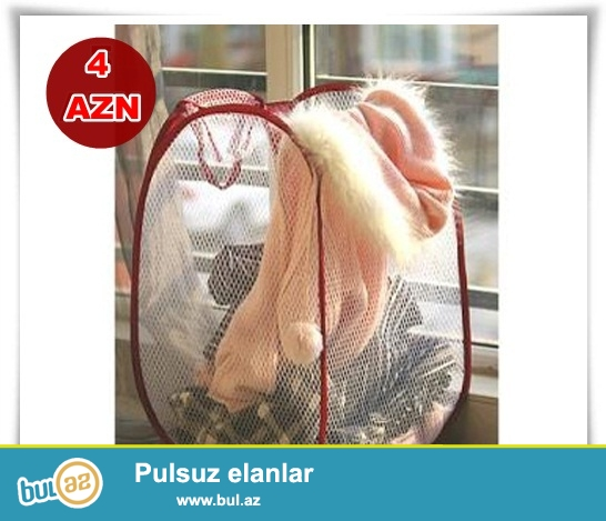 Kirli paltar qabı-İNDİ 4 AZN