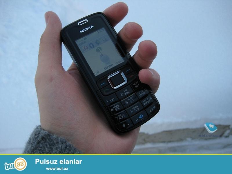 Nokia 3110 asagi qiymete razilasma yolu ile satilir, Foto,video çəkiliş mümkündür...