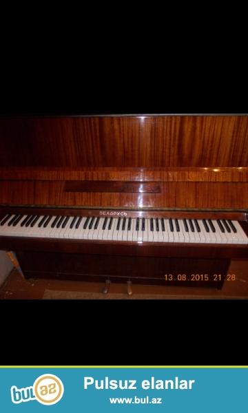 Piano SATILIR . 350 AZN kim isteyir muraciet etsin ...
