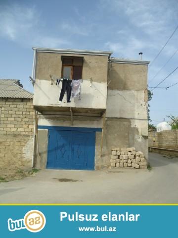 RAFİQ Sabunçu rayonu Zabrat 1 qəsəbəsi Polisin, bələdiyyənin yaxınlığında yoldan 200 metr məsafədə  ümumi sahəsi 136 kv...