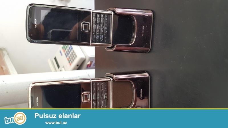 2 EDED TAM ORGINAL NOKIA SAFIR ART SATIRAM.TELEFON SUPER VEZIYYETDEDI SUPER ISLEYIR TAM ARGINALDI...