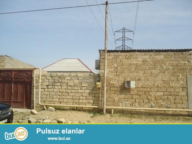 CAVANŞİR  Sabunçu rayonu, Maştağa qəsəbəsində 2 sot torpaq sahəsində 2 daş kürsülü,2 otaqlı həyət evi satılır...