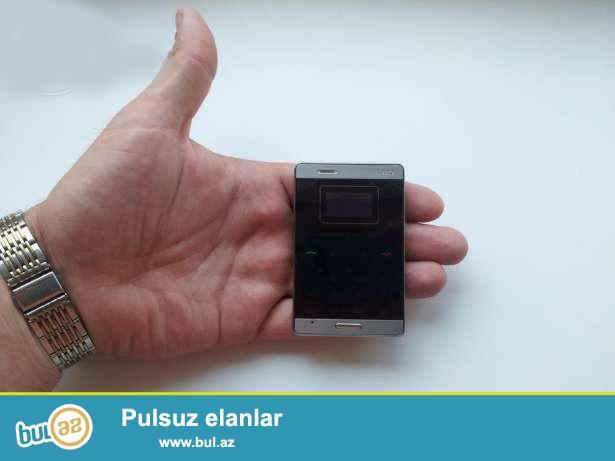 Yeni 2 Nömrəli Sensor klaviaturalı En balaca telefon...