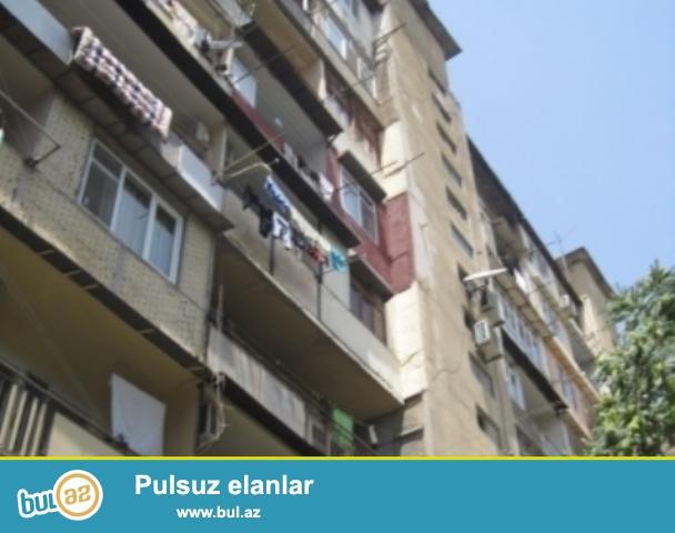 Nəsimi rayonu, 9 MKR, leninqrad layihəli binada 3 otaqlı mənzil kirayə verilir...