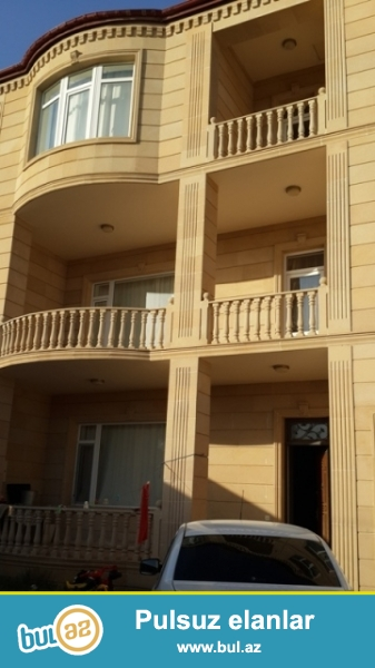 ЭКСКЛЮЗИВ! Сабаилский район ПАТАМДАРТ, 2 массив продается под аглай роскошный 3-х этажный супер особняк на 7...