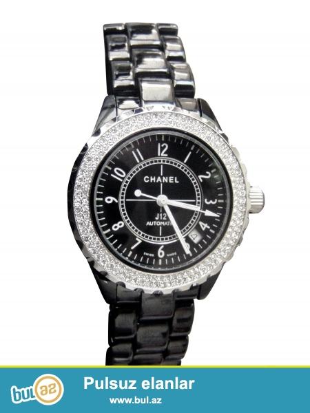 Chanel keramika qadin saati karopka ile  birlikde catdirilma bir gun erzinde nar nomrede watsapp vardir diger saat modelleri ile maraqlanan ciddi fikirli wexsler elaqe saxlaya bilerler