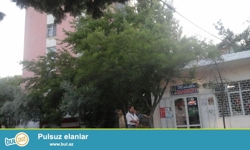 Nizami rayonu.mehle arası.33 kvm ərzaq mağazası icarəyə verilir...