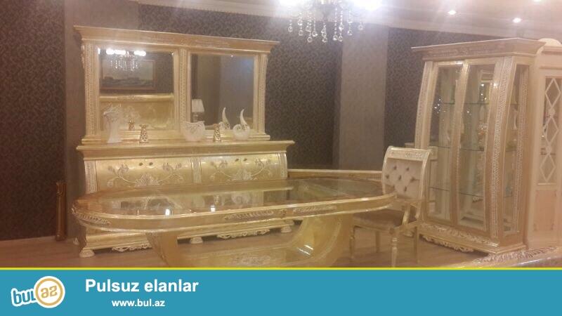 """""""VİDAL"""" Yataq və Qonaq dəsdi klassik modeldir və Türkiyədə istehsal olunub..."""
