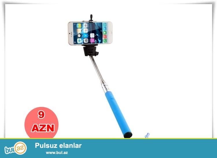 Şunurlu selfie monopod-İNDİ 9 AZN