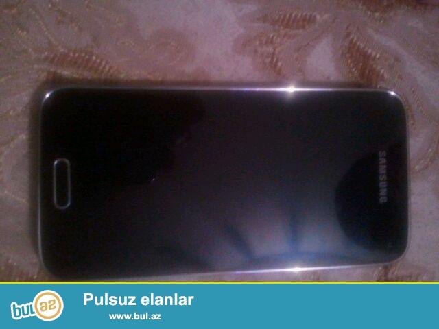 Samsung s5 mini ela veziyetdedi 5ayin tele helede kreditin