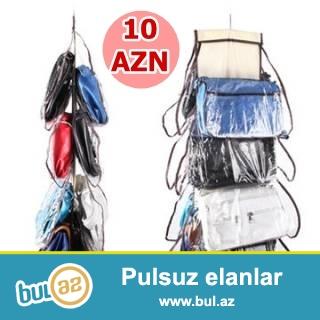 Çanta asqısı-İNDİ 10 AZN