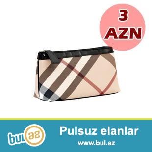 Kosmetika çantası-İNDİ 3AZN