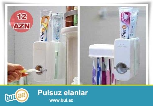Dişpastası sıxan-İNDİ 12 AZN