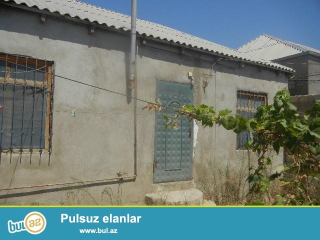 Tecili Deyerinden Awagi Satilir!!!                                                                                                                                                                   Bineqedide Poliknikaya yaxin 1,2 sotda 70 kv kursulu 3 otaq h/t, metbex temirli heyet evi tecili satilir...