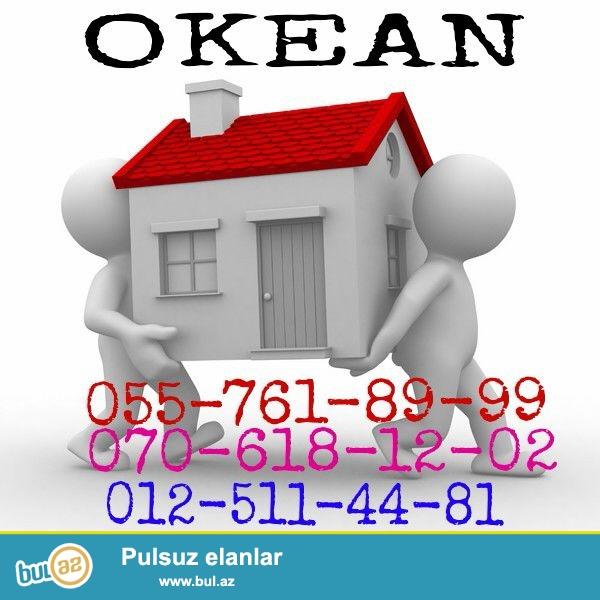 Okean   Daşınmaz əmlak alqı-satqı firması təklif edir...