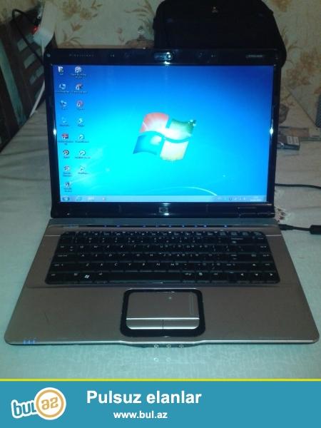 TECILI! HP notebook satilir.Hec bir problemi yoxdur,ela veziyyetdedir...