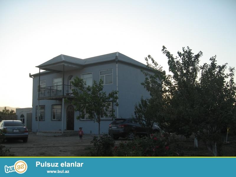 Ev Sumqayıta yaxın Yaşma bağlarında Dənizə yaxın yerdə yerləşir...
