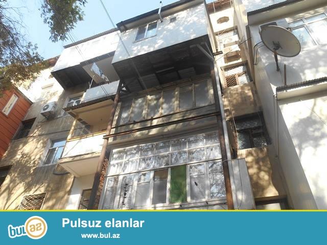 Yasamal  rayonu, Statistika Komitəsi yaxınlığında , stalinka layihəli binada 3 otaqlı mənzil kirayə verilir...