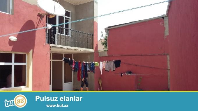 Təcili 3-sotun içində 2-mertebeli heyet evi satıram...
