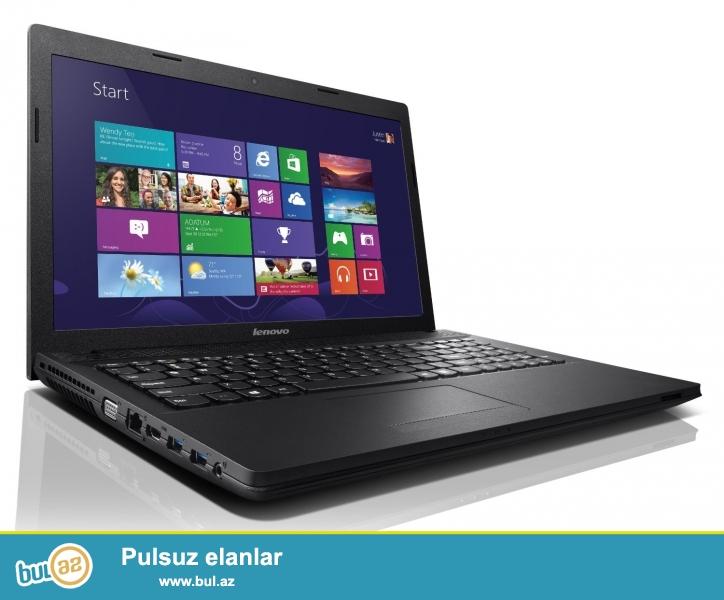 Lenovo-G500<br /> Pro:i5<br /> Ram:8GB<br /> Vga:1GB<br /> Hdd:500GB<br /> Zaratka saxlayir...