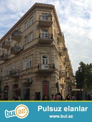 """Cдается 2-х комнатная квартира в самом центре города,по улице Низами (Торговая), рядом с """"McDonald's""""..."""