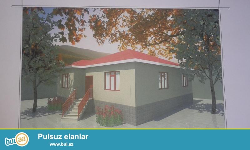 Hokmeli qesebesinde 4 otaqli tam temirli her bir seraiti olan heyet evi satilir <br /> qiymet razilasma yolu ile...