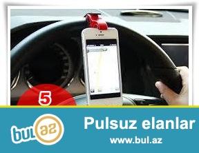 Avto sukan telefon tutucu-İNDİ 5 AZN