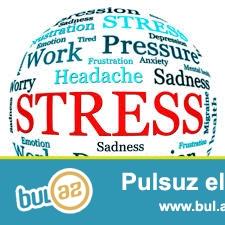 Stress çox eşitdiyimiz və hər kəsin həyatə boyunca qarşılaşdığı 1 hadisədir...