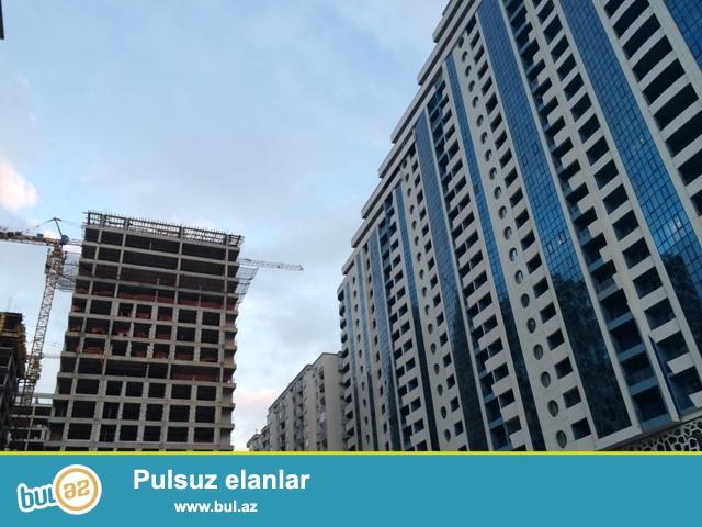 """СРОЧНО !! продается трехкомнатная квартира в строящемся мультифункциональном комплексе """"PARK AZURE"""" <br /> Включающая в себя 585 квартир,паркинг на 2000 авто,гипермаркет,кинотеатр,фитнес и СПА салон,детский садик..."""