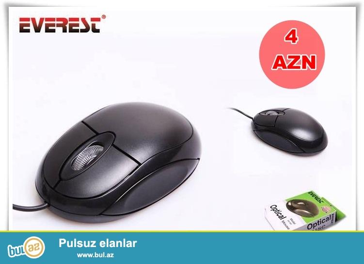 Everesc mouse-İNDİ 4 AZN
