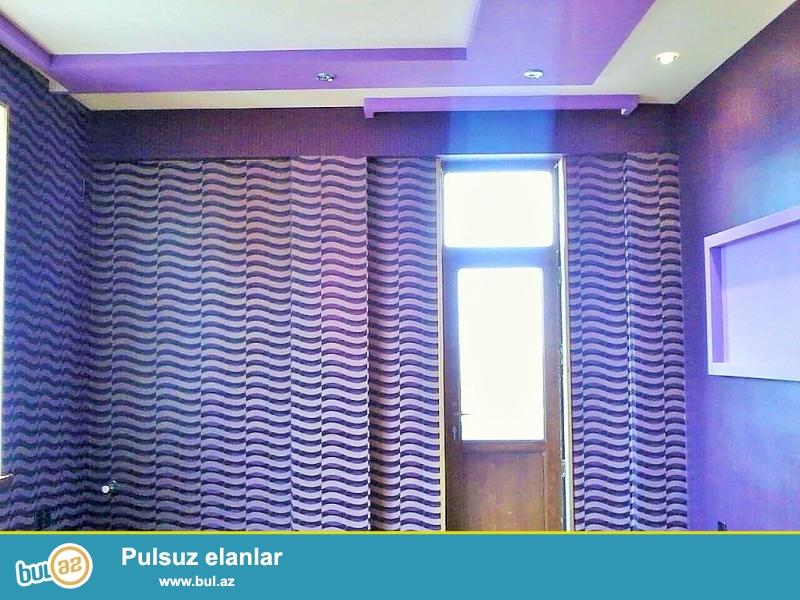 Очень срочно! В Ени Ясамал   продается  4-х комнатная квартира нового строение 14/16 (3 переделанная в 4), площадью 116 квадрат в элитном комплексе *Даглар МТК* ...