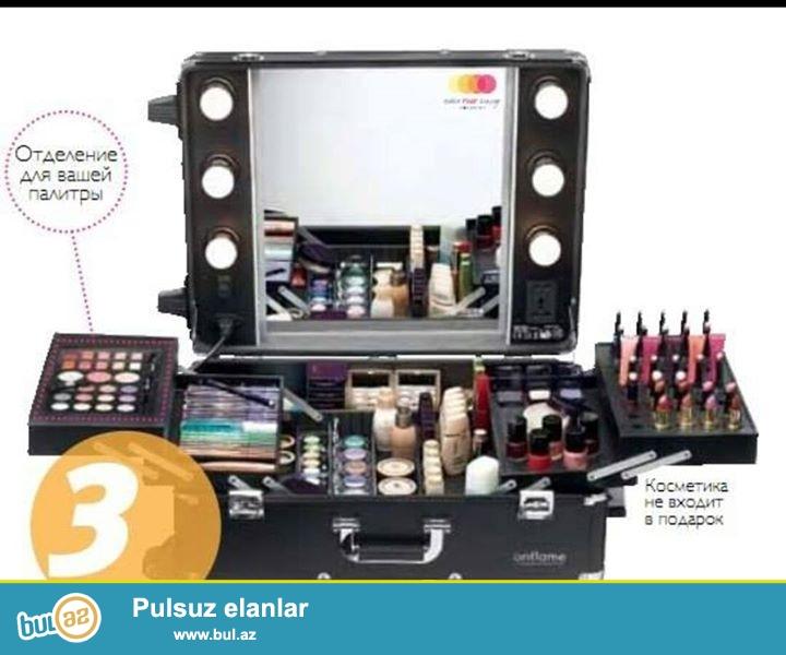 Продаю профессиональную мобильную студию для макияжа от Йонаса Врамеля...