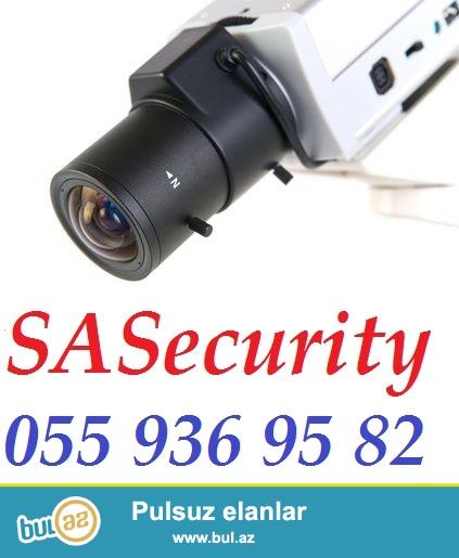 Musahide kameralari <br /> <br /> Nezaret kameralari (analoq ve ya IP kamera, DVR, NVR) esas tehlukesizlik sistemi hesab edilir...