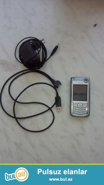 Nokia 6680 satiram.retro sayilir.original temiz temirsizdir...