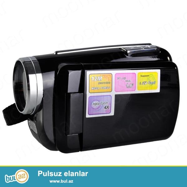 Mini videokamera catdirilma bir gun erzinde nar nomrede watsapp vardir maraqlanan elaqe saxlaya bilerler 12 m 4 zoom kart gedir hd cekiliw