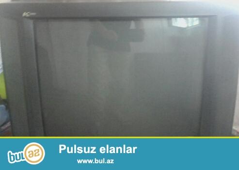 Təcili işlənmiş 54 ekran jvc tv-si satıram.1998-ci ildə alınıb...