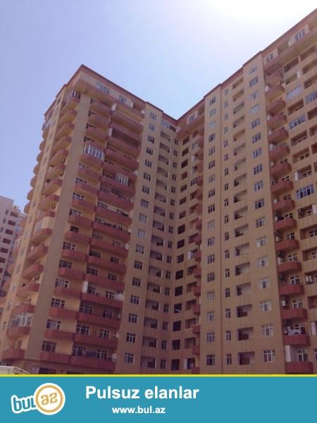 """Новостройка! Cдается 2-х комнатная квартира в Ясамальском районе,  в поселке Ени Ясамал, рядом автосалоном """"Ягуар"""" ..."""