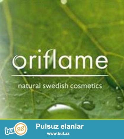Oriflame Sweden Parfumery & Cosmeticsdən yay endirimləri 50 % fransiz ətirləri, muxtəlif bjuteriya və s...