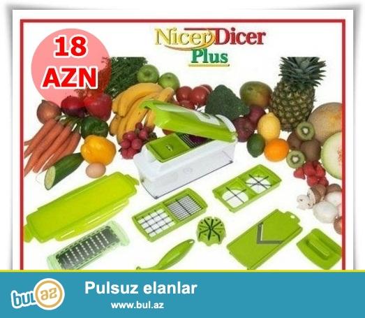 Nicer dicer-İNDİ 18 AZN