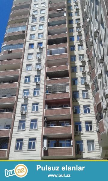 Memar.Əcəmi metrosunun yaxinliğida yeni tikili binada 133 kv -lıq mənzil satilir...