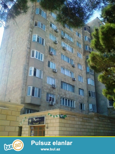 Cдается 3-х комнатная квартира в Ясамальском районе, по улице М...