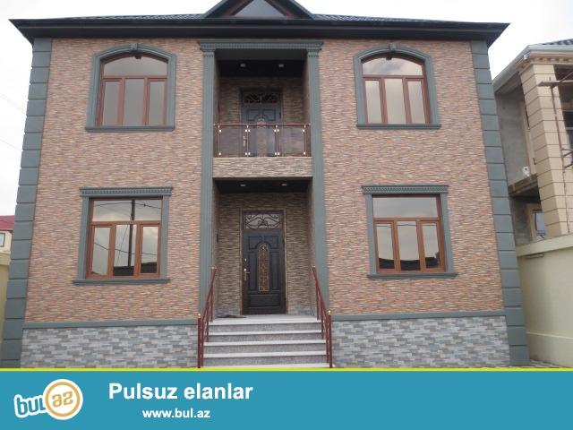 Səbail rayonu Badamdar qəsəbəsi 3-cü massivdə məktəbin yaxınlığında ümumi sahəsi 3 sot tikili sahəsi 240 kv...